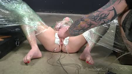 kinky bondage wraparound