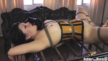 Consentual bondage games simply